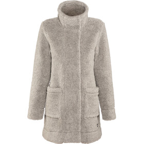 Bergans Oslo Wool LooseFit Jacket Damen grey mel